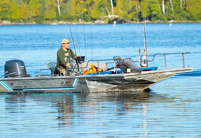 Forfait pêche