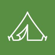 Camping à la Pourvoirie Michel St-Louis