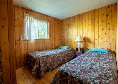 Chambre Chalet La Baie